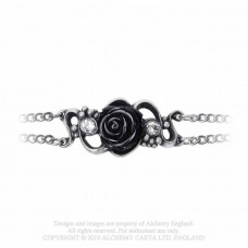 Bacchalanetta Bracelet by Alchemy England - Roses and Grapes