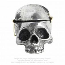 Mortalitas Pill Box by Alchemy England - Skull Box