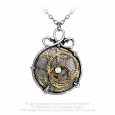 Anguistralobe Pendant by Alchemy England - Astrolabe