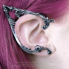 Arboreus Earrings by Alchemy England — Victorian Elf Ears