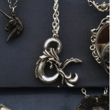 Dungeons and Dragons Pendant by Alchemy England — Gaming Dragon