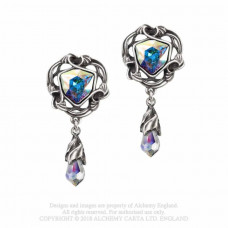 Empyrean Eye Earrings from Alchemy England - Tears from Heaven