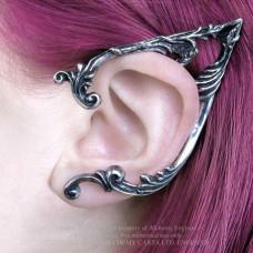 Arboreus Earrings by Alchemy England - Victorian Elf Ears