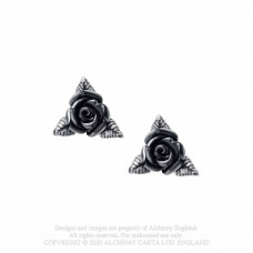 Ring O' Roses Earrings from Alchemy England