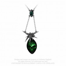 Absinthe Fairy by Alchemy England - Fairy and Skull
