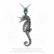 Aequicorn Pendant by Alchemy England - Sea Unicorn