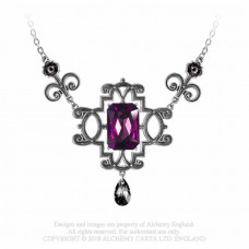 Regiis Martyris Necklace by Alchemy England - Lady Jane Grey