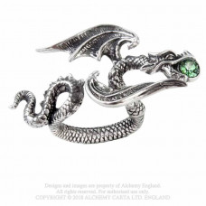 Starchaser Ring by Alchemy England - Dragon Ring