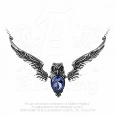 Stryx Halsband Uggla från Alchemy England