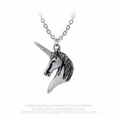 Unicorn Pendant by Alchemy England