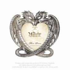 Dragon's Heart Photo Frame by Alchemy England