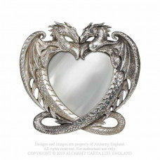 Dragon's Heart Mirror by Alchemy England