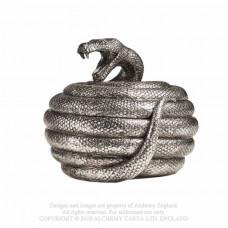 Serpent's Hoard Pot by Alchemy England - Snake Jewellery Box