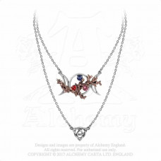 Wiccan Goddess of Love Necklace by Alchemy England