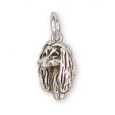Afghan Hound Charm No. AF02-C