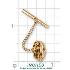 Afghan Hound Tie Tac or Lapel Pin No. AF02-TT