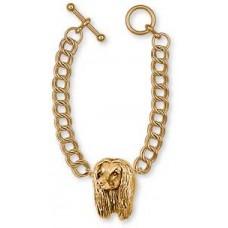 Afghan Hound Bracelet No. AF04-B