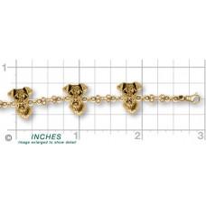 Airedale Terrier Bracelet No. AF07-BR