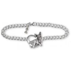 American Hairless Terrier Bracelet No. AHT01-B
