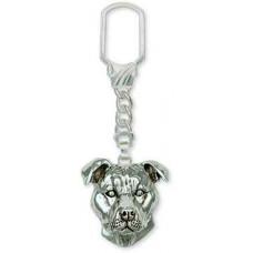 American Staffordshire Terrier Key Ring No. PT13-KR