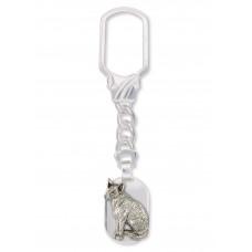 Australian Cattle Dog Key Ring No. ACD01-KE