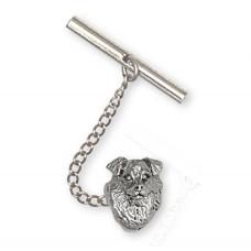 Australian Shepherd Tie Tac or Lapel Pin No. AU01-TT