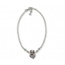 Afghan Hound Bracelet No. AF08D-B