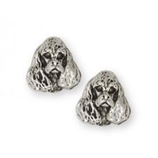 American Cocker Spaniel Earrings No. CK05-E