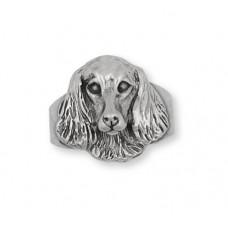 Dachshound Longhair Ring No. LD01-R