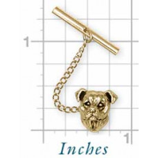 Pit Bull Terrier Tie Tack or Lapel Pin No. PT05-TT