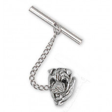Shar Pei Tie Tac or Lapel Pin No. SHP03-TT