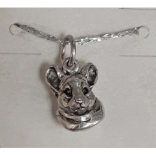 Chinchilla Pendant No. n15112