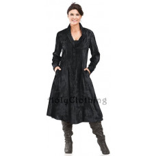 Onyx Coat size 2X in Black Midnight