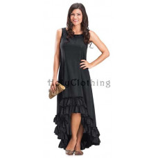 Carmen Maxi Dress in size S - 2X in seven colors