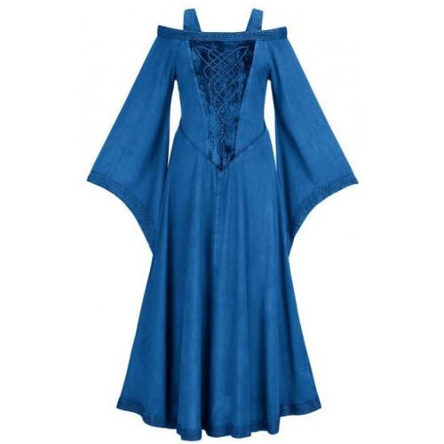 7e5c2e109ab4 Beställ Aisling Maxi Tall medeltida klänning från Unicorn Design ...