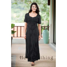 Alexis Maxi Dress in size S - 5X in twelve colors