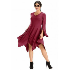 Cara Mini Dress size XL in Ruby