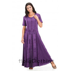 Catriona Maxi Dress size 2XL in Passion
