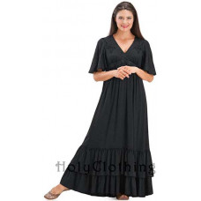 Fleur Maxi Dress in size S - 5X in five colors