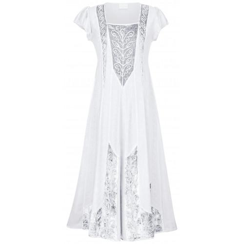 a044347abb0e Beställ klänningen Isolde Maxi Wedding från HolyClothing, i stl S ...