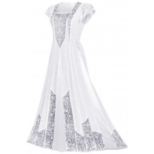 7e005a7bf0b5 Beställ klänningen Isolde Maxi Tall från HolyClothing, i stl S - 5X ...