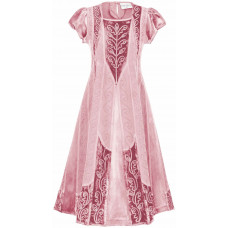 Isolde Maxi Girls Dress in size XS - XL in five colors