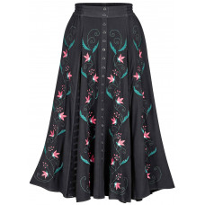 Annika Maxi Skirt size S/M - 4X/5X in five colors