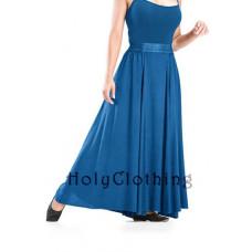 Emma Maxi Skirt size 2X/3X in Ocean