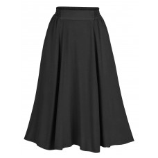 Emma Midi Skirt in size S/M - 4X/5X in eight colors