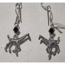 Giraffe Earrings No. e10107
