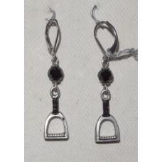 Horse Stirrups Earrings No. e15061