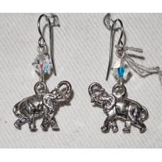 Elephant Earrings No. e15074
