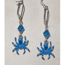 Tarantula Earrings No. e16060