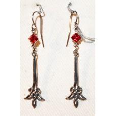 Celtic Pendant Earrings No. e18008